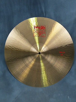 Paiste 2002 Series 20'' Classic Crash Cymbal - Excellent Used Condition on Rummage