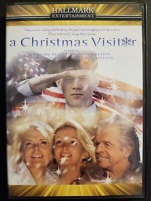 A Christmas Visitor (DVD 2006) William Devane, Meredith Baxter Hallmark 2002 OOP ()