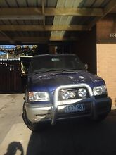 Holden Jackaroo SE 2001 Turbo Diesel (Buy or Parts) Broadmeadows Hume Area Preview