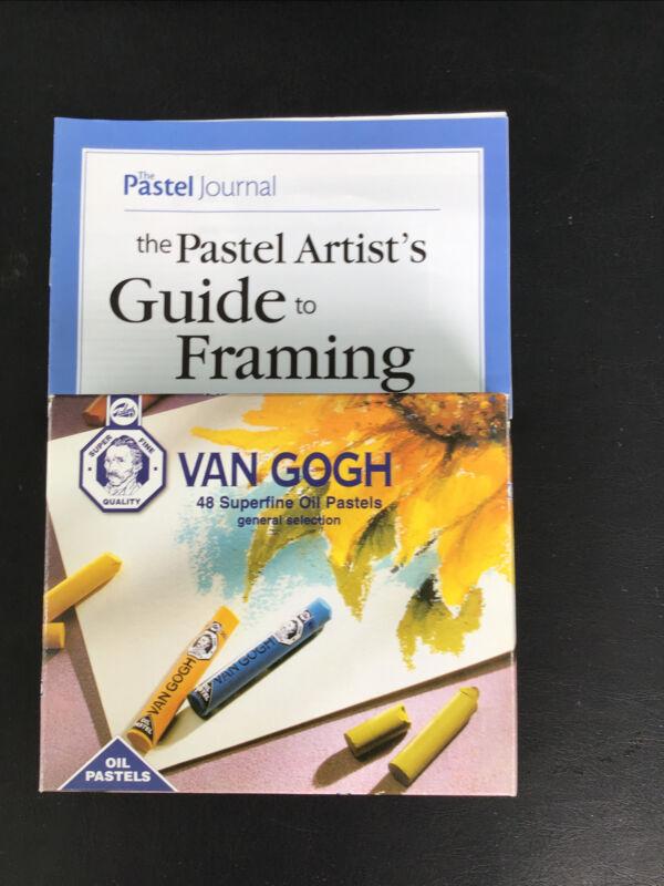Van Gogh 48 Superfine Oil Pastels