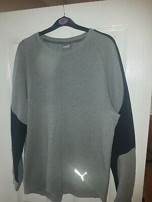 Puma jumper large