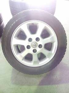 """Holden Astra 15"""" alloys Bayswater Bayswater Area Preview"""