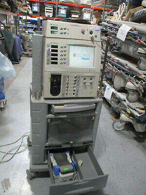 Alcon Accurus 800cs Phacovitrectomy Machine Xenon Illuminator