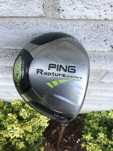 Ping Rapture 460cc Driver with Head Cover
