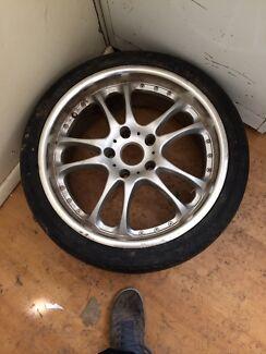 Wheels for sale (no tyres) Wangaratta Wangaratta Area Preview