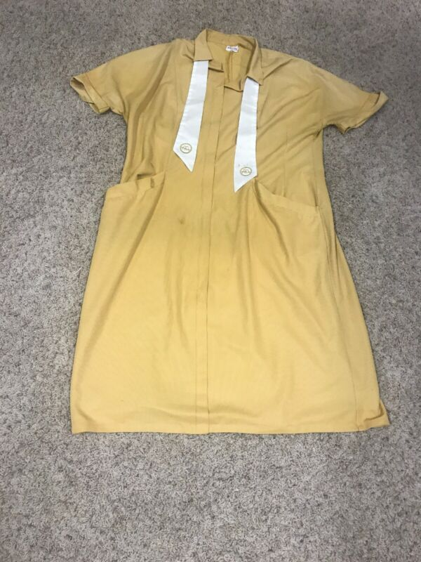 McDonald's Employee Uniform Rare Early McDonald's Very Hard To Find Old Vintage
