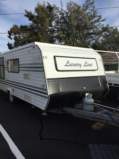 Luxury Line Pop Top Caravan Sunbury Hume Area Preview