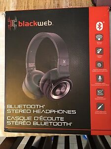 Blackweb Bluetooth wireless headset