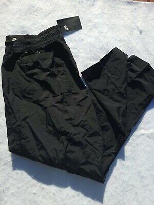 Nike Sportswear Woven Track pants Mens Sz 2XL CU4465-010 Standard Fit Tapered