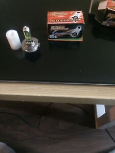 Yellow h7 bulbs non led. Jdm