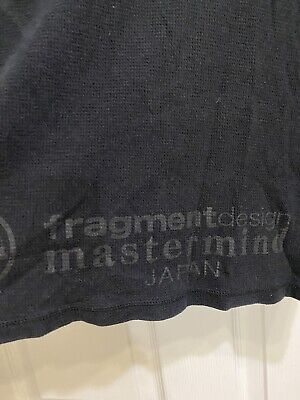 Mastermind Japan X Fragment Japan Long Sleeve Thermo Tee