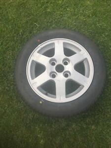 Mitsubishi Lancer Wheel