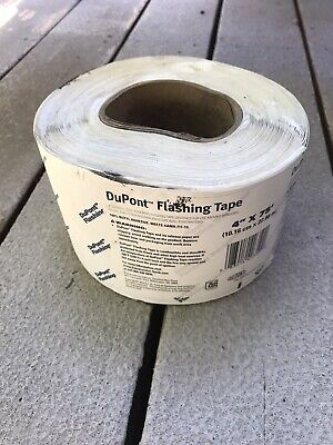4x75 Roll Dupont Flashing Tape Doors Windows Crawl Space Encapsulation
