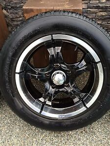 """Awesome 20"""" Mags/tires 2007 Tundra or newer"""