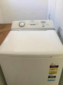 Simpson 7.5kg EZI Top loader washing machine