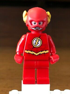 Lego Thhe Flash Minifigure