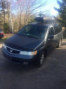 04 Honda Odyssey parts only