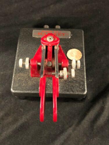 HAM-KEY keyer paddle Morse Code HK-1