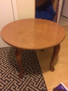 Little round table