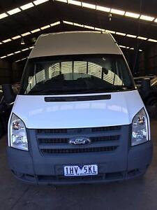 2010 Ford Transit Ute Coolaroo Hume Area Preview