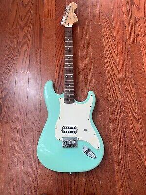 Tom DeLonge Squier by Fender Stratocaster - Seafoam