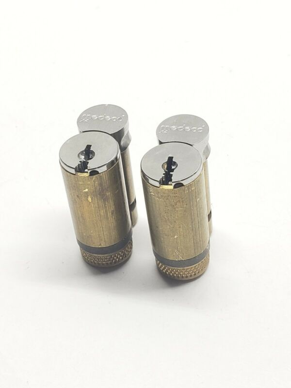 medeco removable core cylinder, schlage profile, set of 2, locksmith