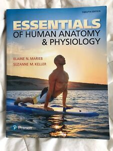 Physiology and anatomy texbook