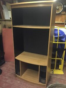 Television/Stereo/Storage Shelf