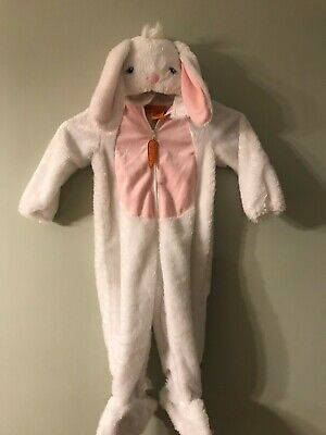 Halloween Costumes 24 Months (Spooked halloween toddler costume bunny  size 24 months plush)