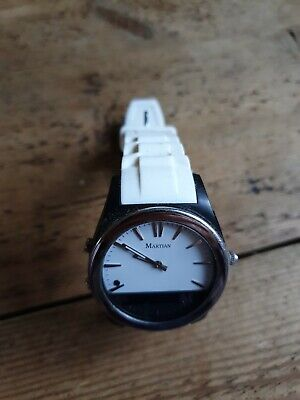 Martian Notifier Smart Watch white Android iPhone