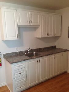 One bedroom furnished Includes utilities