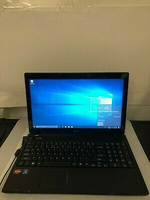 Acer Aspire 5552-7803 AMD Phenom ll N970 2.2 GHz 4 GB RAM 640 GB HDD Win10 Pro