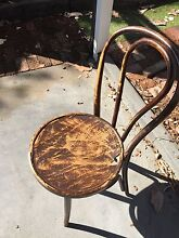 Bentwood chair slightly damaged - suit restoration project  Maylands Bayswater Area Preview