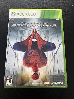The Amazing Spider-Man 2 (Microsoft Xbox 360, 2014) FREE SHIPPING