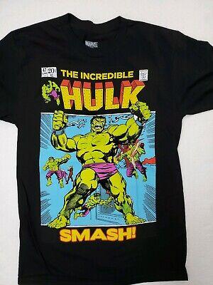Marvel Comics The Incredible Hulk  Men's T-Shirt  - Hulk Shirt