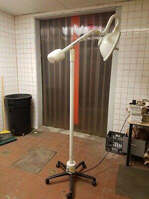 Midmark Ritter 355 Mobile Minor Procedure Surgery Surgical Light