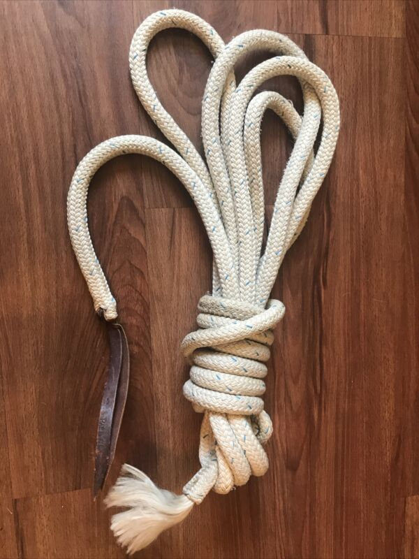 22 Ft Yacht Rope With Popper (Lunge Line)