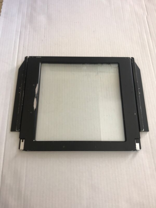 Durst 10x10 negative carrier with two pieces of glass.