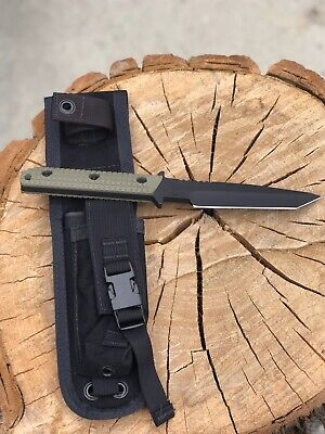 Strider WB Mod10 Black S35VN - Strider Knives - Mick Strider