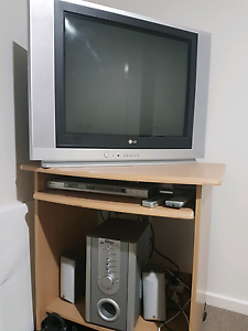 Free tv, dvd, tv box, surround sound and stand Hoppers Crossing Wyndham Area Preview
