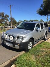 2009/10 NISSAN NAVARA D40 STX Alberton Port Adelaide Area Preview