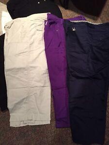 Ladies Size 14 Capris