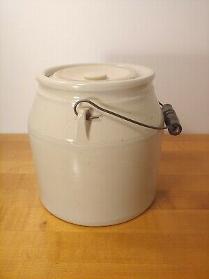 """Replacement Wooden Crock Handles Reproduction 4/"""" Long"""