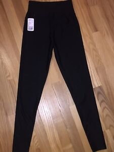 New Forever 21 Black Spandex Leggings