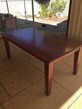 Solid wooden table negotiable West Perth Perth City Preview