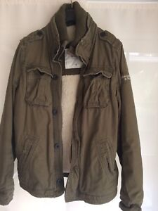 Abercrombie & Fitch jacket Reduced