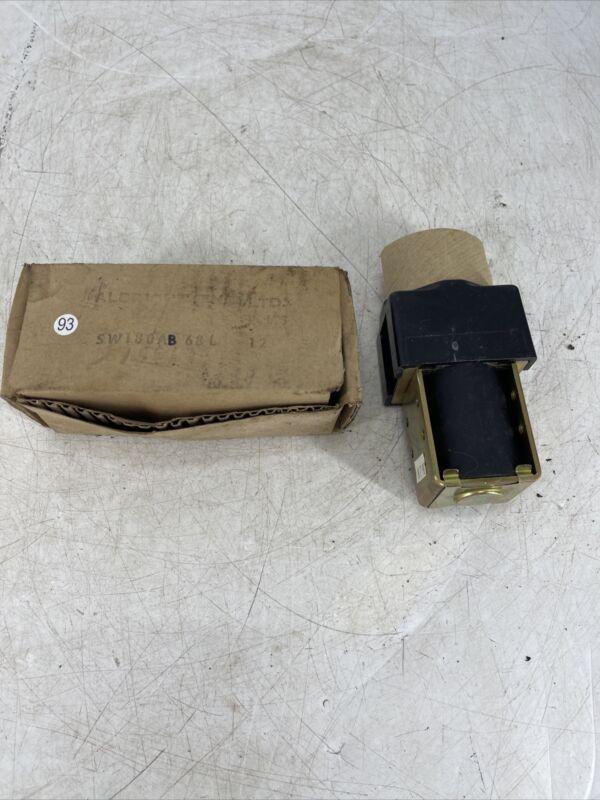 RARE Curtis Albright SW180AB-68L Contactor 12V Made in England