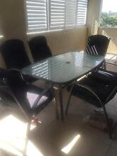 Outdoor table 6 chairs Rocklea Brisbane South West Preview