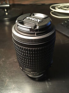 Nikon 55-200 f/4-5.6G  VR