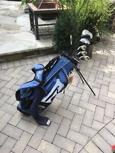 Callaway Golf XJ Series Clubs and Bag (Left Handed Junior)